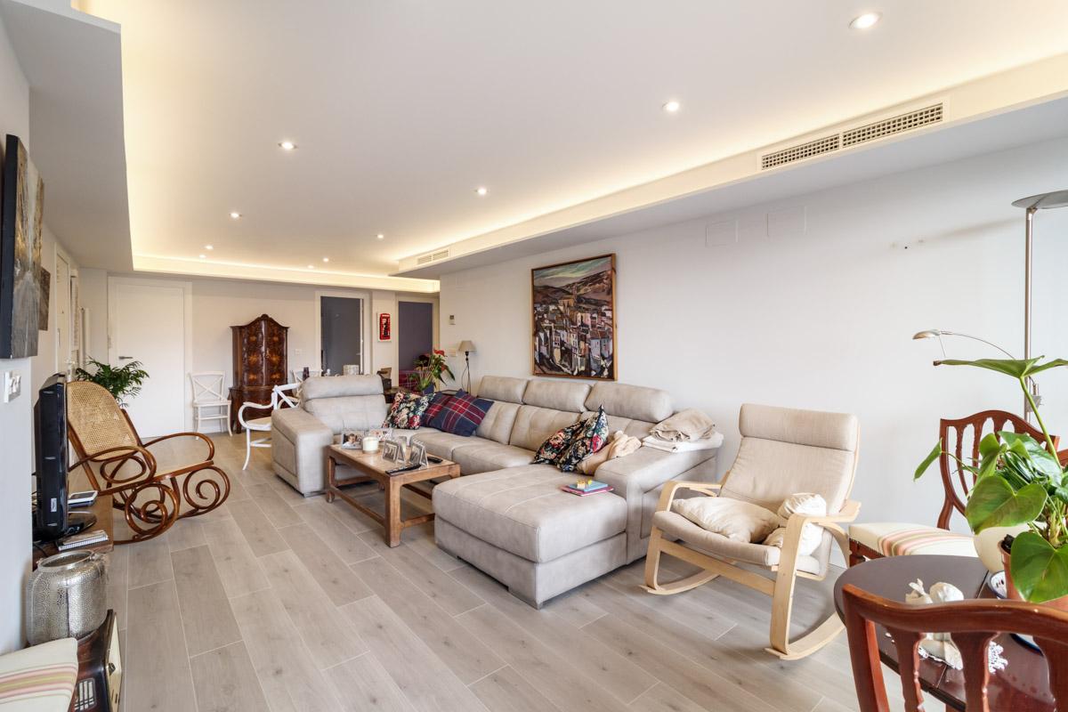 Rehabilitación de vivienda en Granada 3