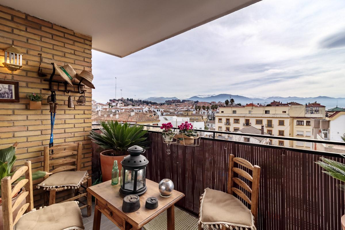 Rehabilitación de vivienda en Granada 1
