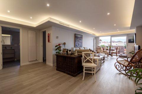 Rehabilitación integral de vivienda en Granada