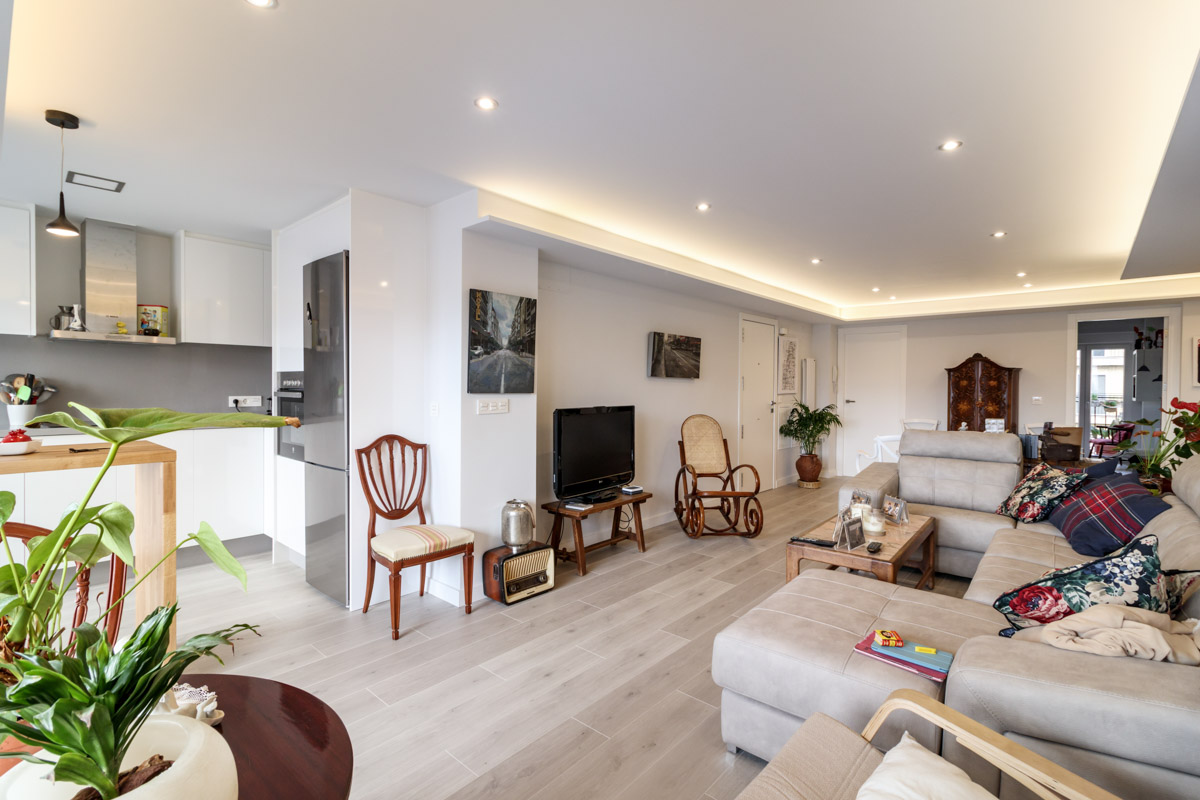 Rehabilitación de vivienda en Granada 4