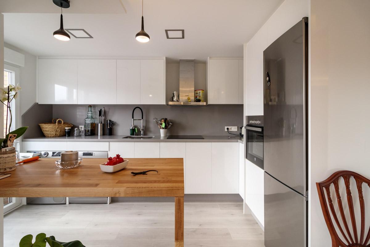 Rehabilitación de vivienda en Granada 2