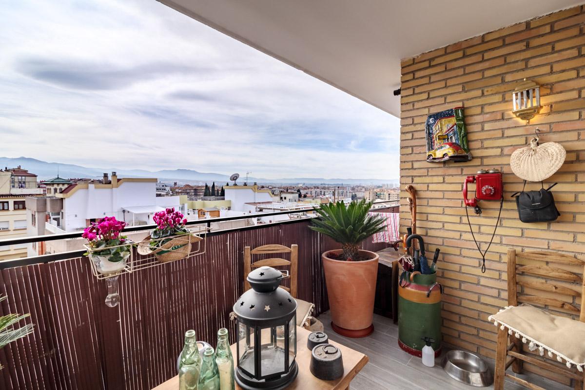 Rehabilitación de vivienda en Granada 8