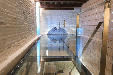 Rehabilitación de la Cripta y Columbario de la Parroquial de San Gil y Santa Ana