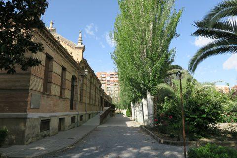 Rehabilitación de la residencia El Refugio - Granada