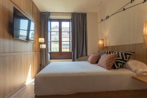 Rehabilitación de edificio para uso Hotelero en Granada