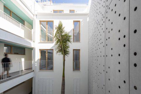 Construcción de 16 apartamentos en Málaga centro