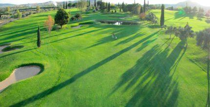 Torneo solidario de Golf - Las Gabias